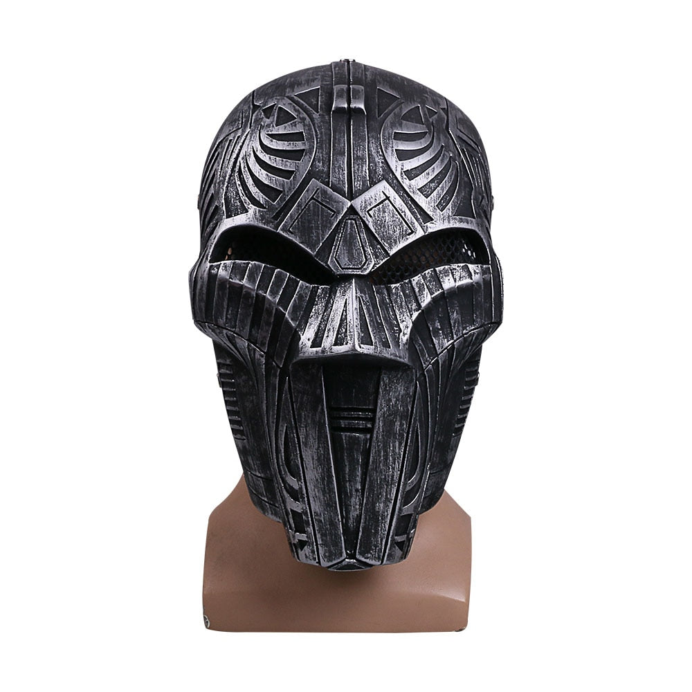 Mowie Star Wars 7 The Force Awakens helmet Sith Lord  Cosplay Costume Resin Halloween Carnival Party