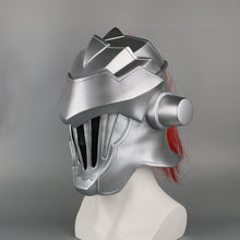 Load image into Gallery viewer, Anime Goblin Slayer helmet Cosplay Halloween Goblin Slayer Helmet helmet Props
