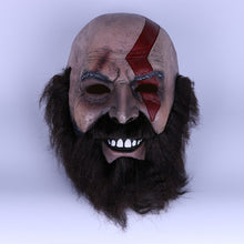 Load image into Gallery viewer, Game God of War Kratos Leviathan helmet Cosplay Kratos Weapon Helmet Halloween Props