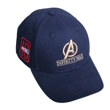 Load image into Gallery viewer, Movie Avengers: Infinity War Accessories Hat 10th anniversary cap Hat Souvenir Embroidery Hat Baseball 100% Cotton