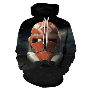 Star Wars  Hoodie Cosplay Costume