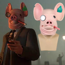 Load image into Gallery viewer, New Game Watch Dogs: Legion Cosplay Legion Winston Pig helmet King of Hearts Watch Dogs helmet Halloween Party Prop