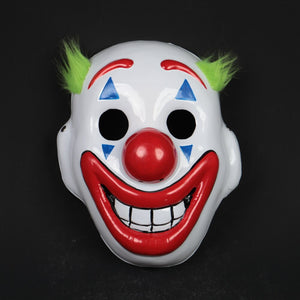 Stephen King It Chapter Two 2 helmet Latex Scary Horror Cosplay Clown Halloween Party Costume Props