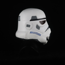 Load image into Gallery viewer, Star Wars Imperial Stormtrooper  Cosplay The Rise of Skywalker Helmet Halloween  Props