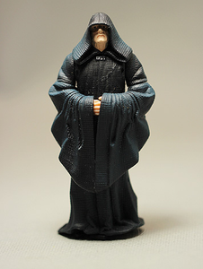 10cm Star Wars Sheev Palpatine the King children Toy