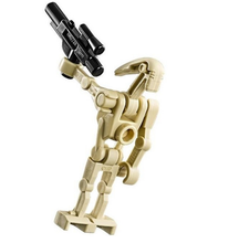 Load image into Gallery viewer, 4PCS Star Wars combat robot Duck soldier clone trooper toy