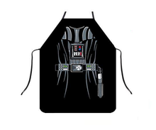 Load image into Gallery viewer, Star War Fans Cosplay Darth Apron Vader Party Props