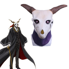 Load image into Gallery viewer, Anime The Ancient Magus' Bride Elias Ainsworth Cosplay Latex helmet Prop Halloween