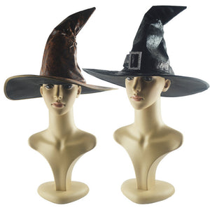 Wizard Hat Party Hats Cosplay Halloween Party  Hat
