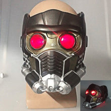 Load image into Gallery viewer, Cosplay Guardians of the Galaxy Helmet Halloween Peter Quill Helmet Star Lord Helmet Party