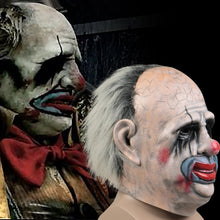 Load image into Gallery viewer, Dead By Daylight The Clown Kenneth Chase helmet Trapper Halloween Joker helmet Props