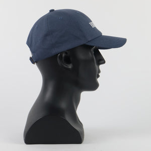 Death Standing Hat Sam Blue Embroidery Baseball Sun Caps Adjustdble Cosplay Prop