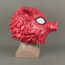 Load image into Gallery viewer, Demon Slayer  Spiderman Halloween Party Latex helmet Props