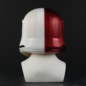 Star Wars 9 The Rise of Skywalker Sith Trooper PVC Helmet Cosplay Halloween Prop