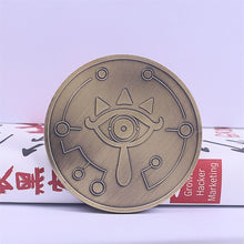 Load image into Gallery viewer, Hot Game The Legend of Zelda Cosplay Breath of the  Special Collectible Coin Halloween Party