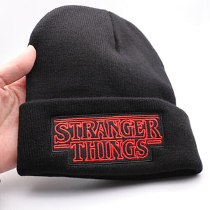 Movie Stranger Things Knitted Hat Cosplay Costume Props Accessories