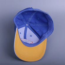 Load image into Gallery viewer, JP Manga Gurazeni Natsunosuke Honda Blue  Hat Cosplay Baseball Cap