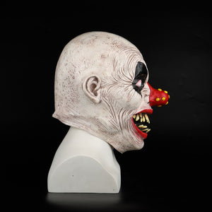 Latex helmet Carnival Costume Accessory Joker Novelty Halloween Party Head helmet  Fancy Dress Party Cosplay helmet