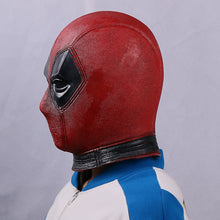 Load image into Gallery viewer, Marvel Deadpool helmet Halloween Cosplay Costume Props Superhero Movie Latex helmet Collectible Toys Party