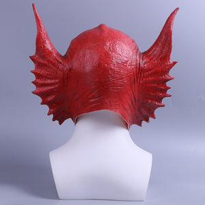 helmet Guardians of the Galaxy Vol. 2 Krugarr of LEM serpentine alien Full Head Latex Cosplay helmet Props Party Halloween