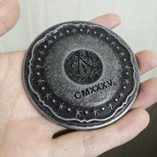 Load image into Gallery viewer, Movie Blood Oath Marker Coin Cosplay Props Accessories
