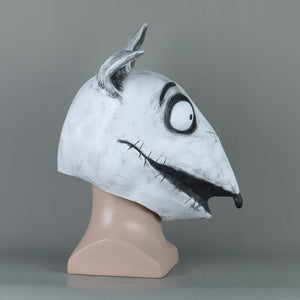 New  helmet Cosplay Sparky helmet Animal Dog helmet Halloween Party Scary Prop