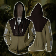 Load image into Gallery viewer, Movie Star Wars zipper Hoodie Cosplay Costume