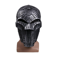 Load image into Gallery viewer, Mowie Star Wars 7 The Force Awakens helmet Sith Lord  Cosplay Costume Resin Halloween Carnival Party