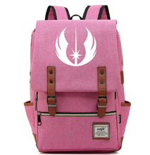 Load image into Gallery viewer, Movie Star Wars Jedi Knight Cosplay casual backpack