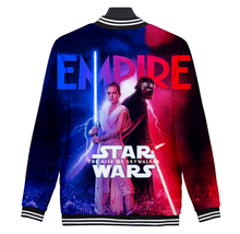 Load image into Gallery viewer, Star Wars baseball uniform Cosplay Casual Coat Clothes