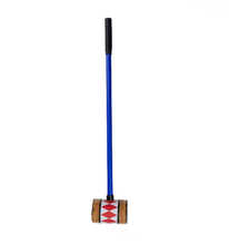 Load image into Gallery viewer, Wooden Hammer Birds of Prey Cosplay Harley Quinn Mallet Hammer Smile Face Suicide Squad Halloween Costume Props