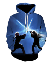 Load image into Gallery viewer, Star Wars Costume Cosplay Hoodie
