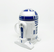 Load image into Gallery viewer, Star Wars R2-D2 Ceramic Droid Mugs coffee cup
