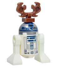 Load image into Gallery viewer, Movie Star Wars R2D2 Robot Assembly toy