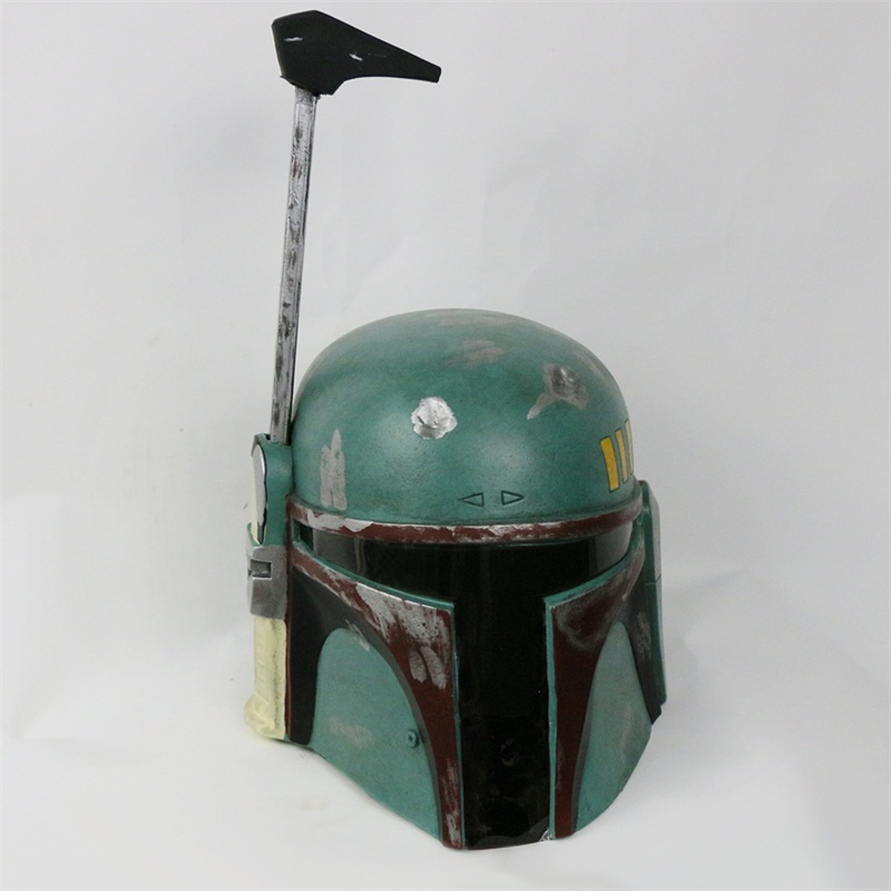 Star Wars Boba fett Helmet Cosplay Halloween Party PVC Helmets