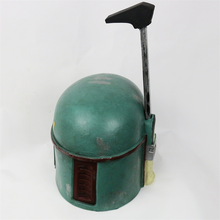Load image into Gallery viewer, Star Wars Boba fett Helmet Cosplay Halloween Party PVC Helmets