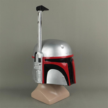 Load image into Gallery viewer, Movie Star Wars Cosplay Halloween Party Boba fett PVC Helmets