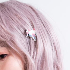 Anime Danganronpa Hair Clip cosplay Plane Hairpin props