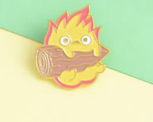 Load image into Gallery viewer, movie Howl's Moving Castle Cassifa brooch