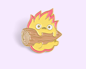 movie Howl's Moving Castle Cassifa brooch
