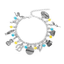 Load image into Gallery viewer, Riverdale TV Series Cosplay Charm Bracelet