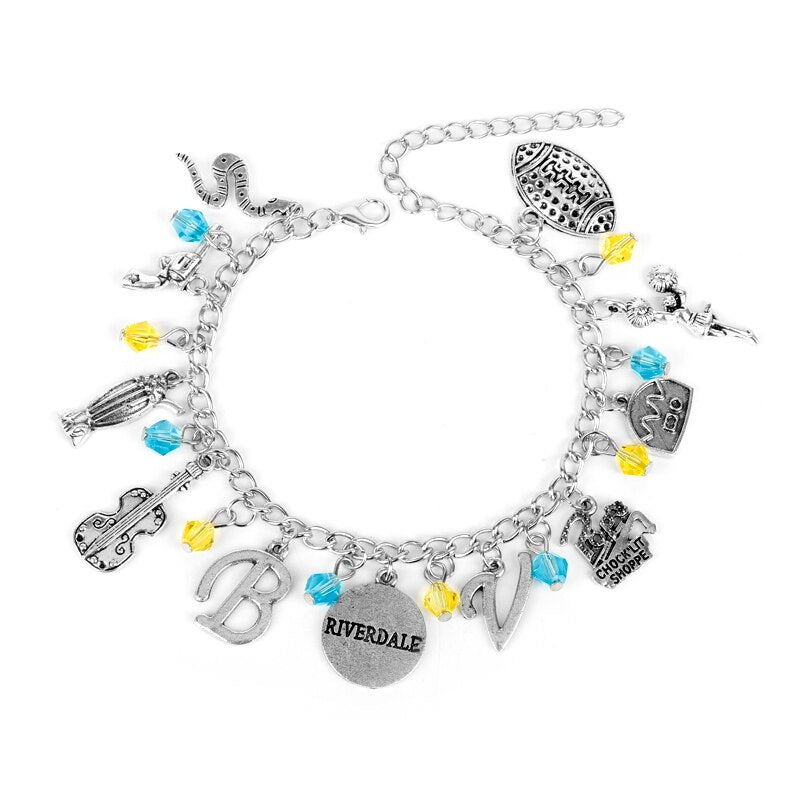 Riverdale TV Series Cosplay Charm Bracelet