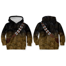 Load image into Gallery viewer, STAR WARS Chewbacca  Costumes Cosplay Hoodie