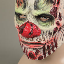 Load image into Gallery viewer, Scary Clown Cosplay Helmet Halloween Props