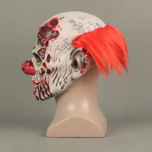 Scary Clown Cosplay Helmet Halloween Props