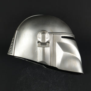 Star Wars Helmet The  Cosplay helmet Mandalorian Soldier Warrior Soft PVC Helmet Prop