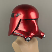 Load image into Gallery viewer, Star Wars Snowtrooper Removable Cosplay Sith Soldier PVC Helmet halloween Prop