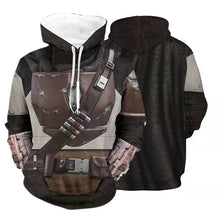 Load image into Gallery viewer, movie Star Wars hoodie cosplay costume