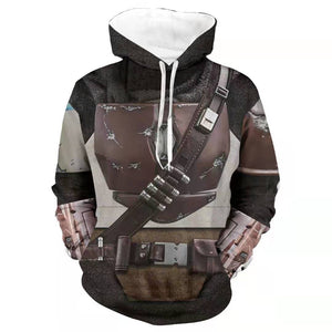 movie Star Wars hoodie cosplay costume