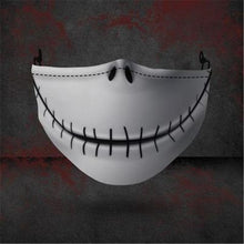 Load image into Gallery viewer, The Nightmare Before Christmas Pumpkin King  Jack Skellington Cosplay Halloween mouth-muffle